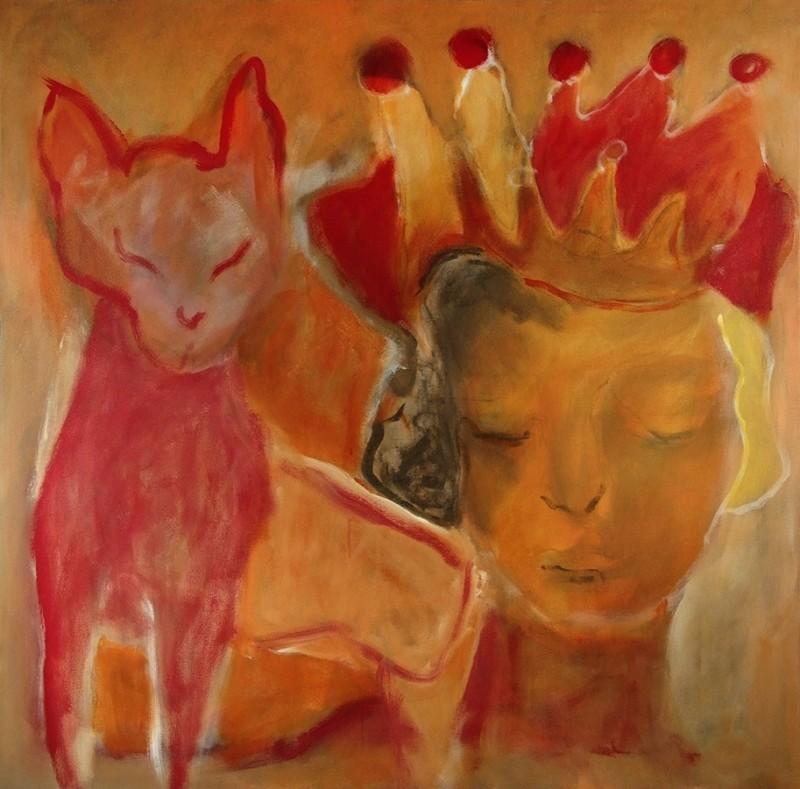 Koninginnen – Basted koningin