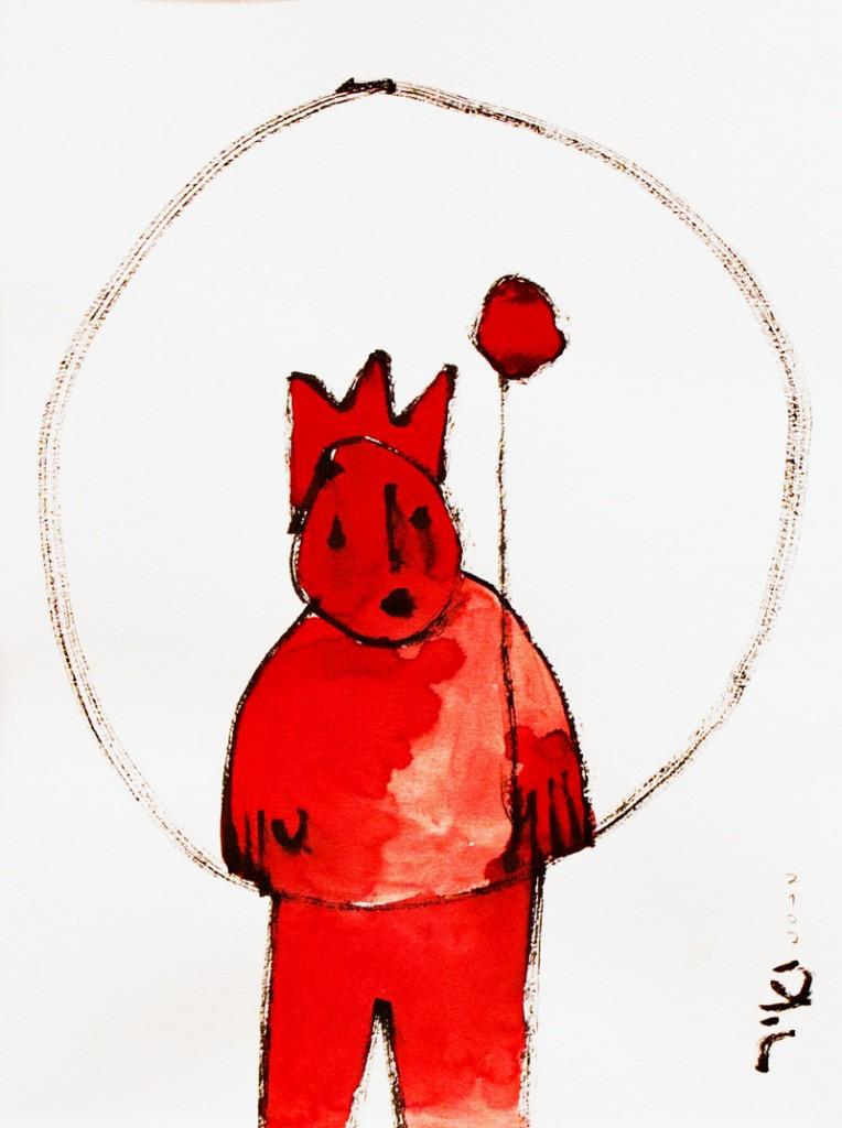 De rode koning