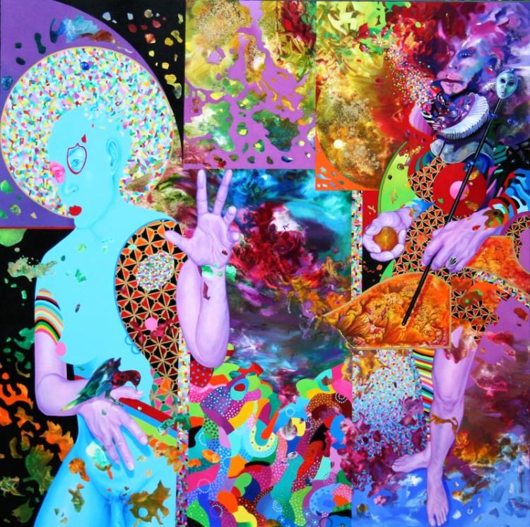Mathisse H.B.J. Arendsen, Goes, Psychiatrie, opnames, psychiatrische klinieken, centraal thema, oeuvre, gedichten, korte verhalen, psychologische romans, twintigtal stijlen, zoeken van syntheses, combinaties, eenheid, balans, eigen identiteit, dualist, kleurgebruik, spanningsveld, sleutel tot het onderbewustzijn