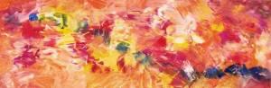 acrylverf, acrylic paint, abstract, doek, canvas, Caroline van Dijk, autodidact, Huizen