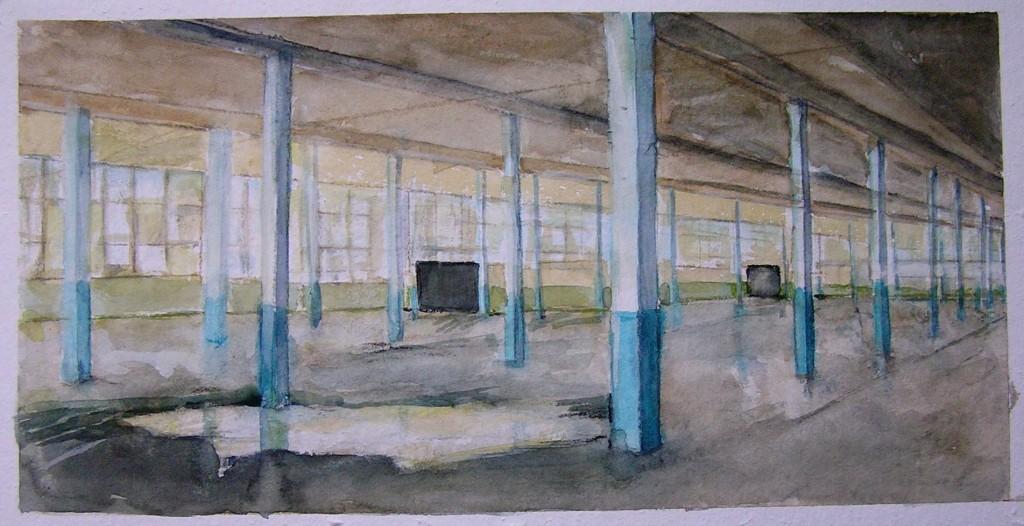 Fabriekshal I