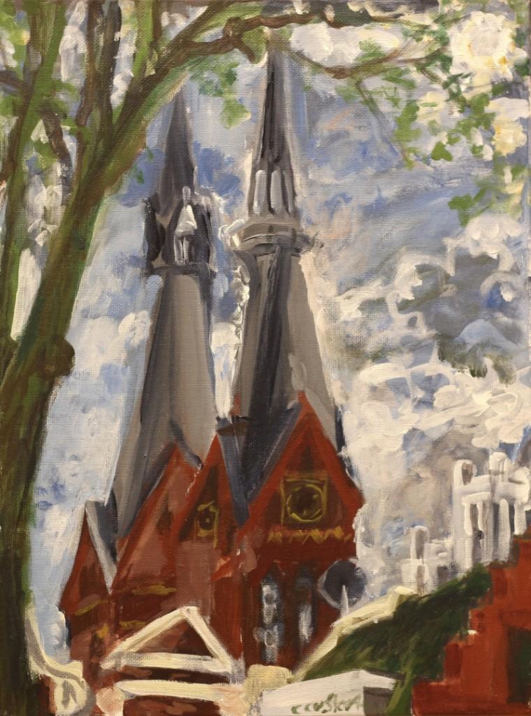 Posthoornkerk