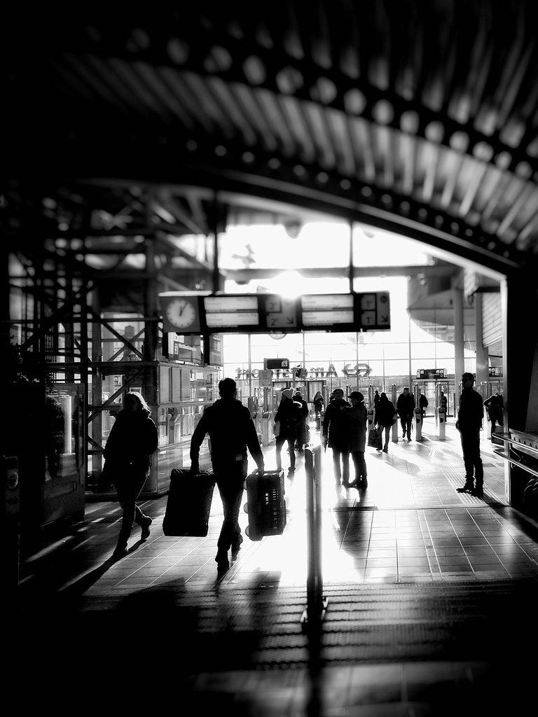 Onderweg Station